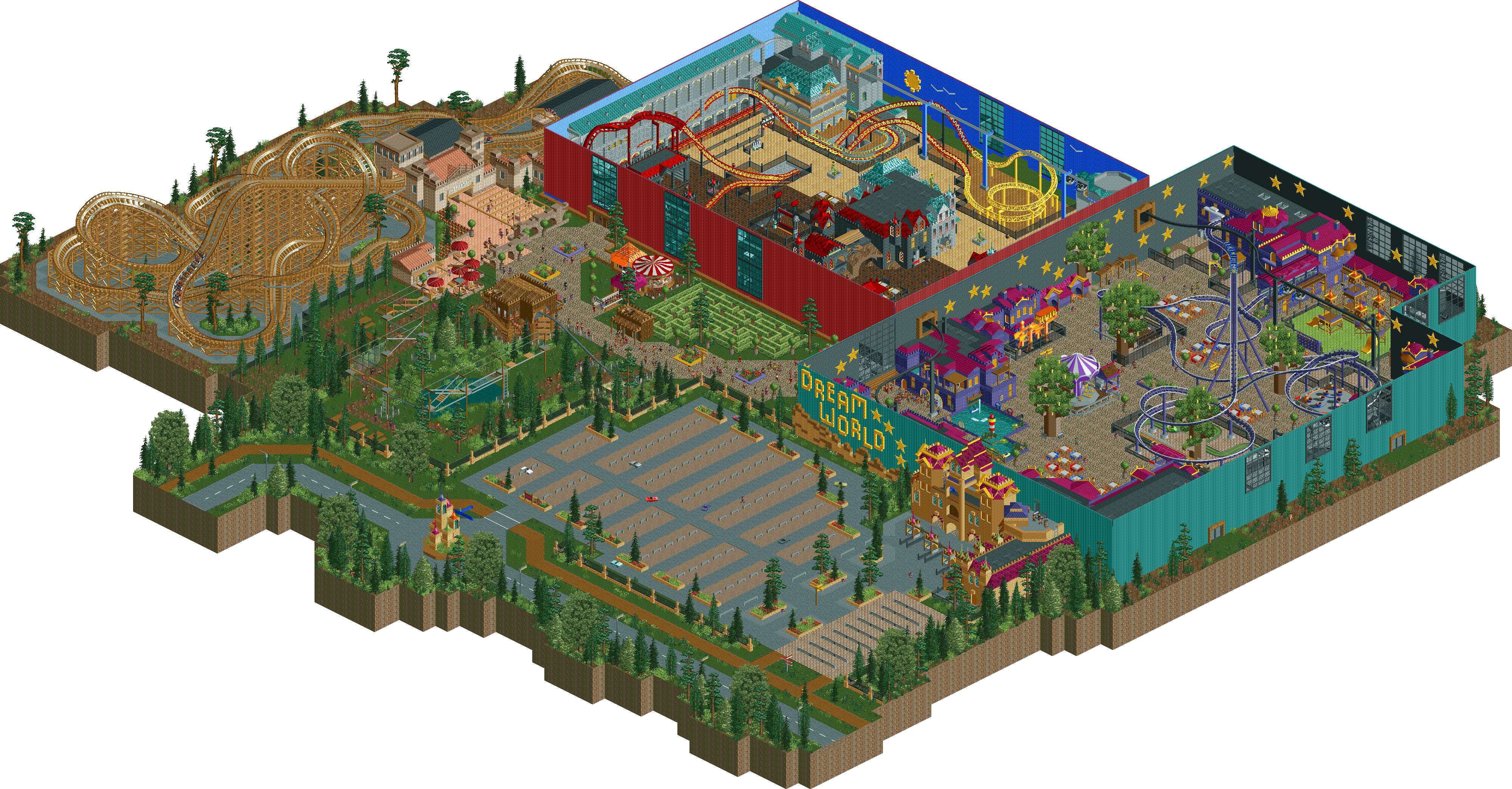 New Element - Park - Dream World Indoor