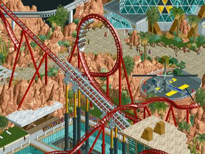 New Element - Park - [H2H8 R3] Castles-n-Coasters