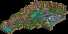 park_1473 Superman: Krypton Coaster (SFFT Recreation)