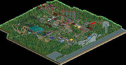 Park_1764 Timber Valley Amusement Park
