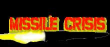 Park_1912_The Missile Crisis