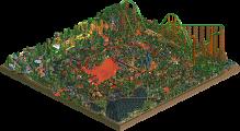 Park_2037 Enchanted Gardens Magma Mountain
