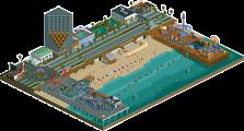 Park_3645 [NEO16] Aesthetica City Beach