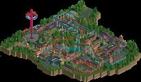 Park_3771 AllStar Funworld (The Living Coaster area)