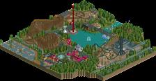 Park_4099 Gwyn Lake Theme Park