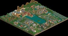 Park_4208 Magic Waters Amusement Park