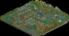 Park_4635 NE's Scarlet Oak Amusement Park