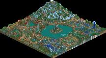 Park_710 Universal's Island Xtreme