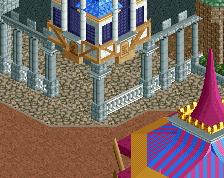 screen_1358 Fantasyland Carousel Courtyard
