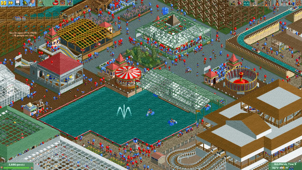 New Element - Screenshot - Astroland @Asbury Park