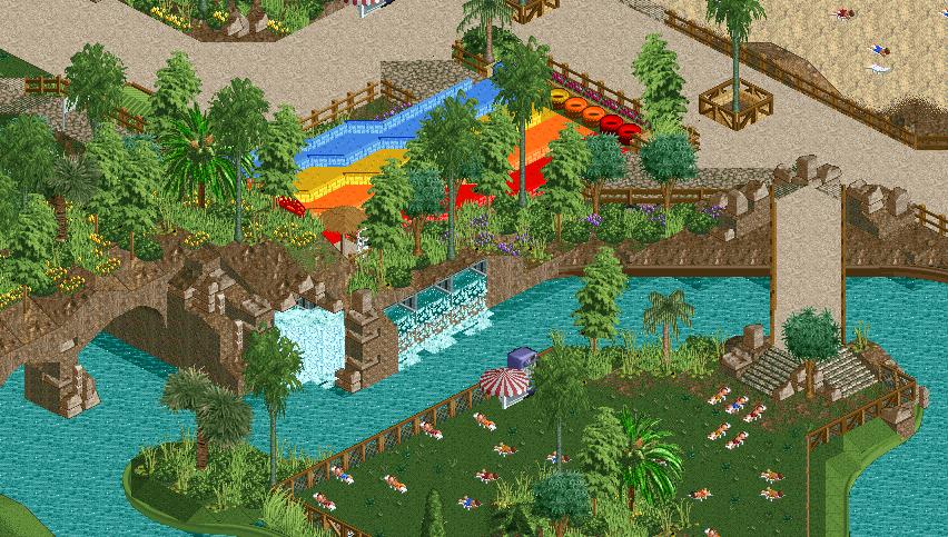 screen_3438 Fred's Polynesian fiesta