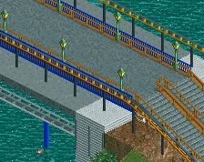 screen_3912_Simple beam bridge over water