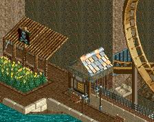 screen_4039 Whispering Cliffs Amusement Park - Pirate Docks
