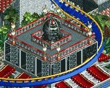 screen_463 Futuristic Cityscape