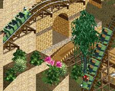 screen_4727_Playing around on my server - Jungle / adventure theme