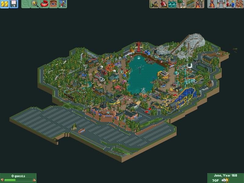 screen_476 Baker Lake Amusement Park