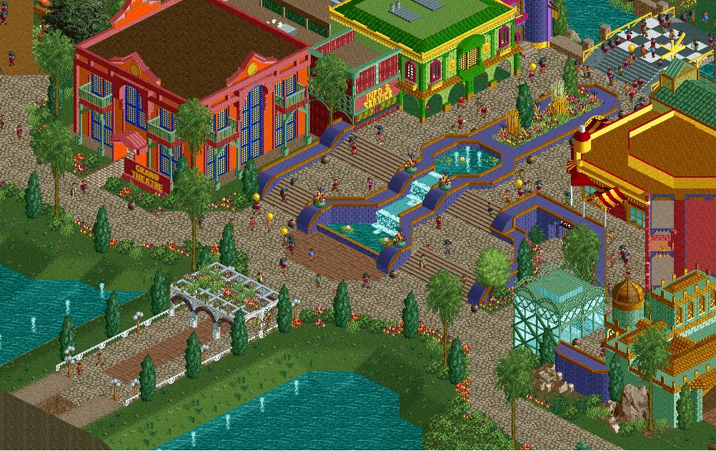screen_5406 Terra Phantasia / Entrance area