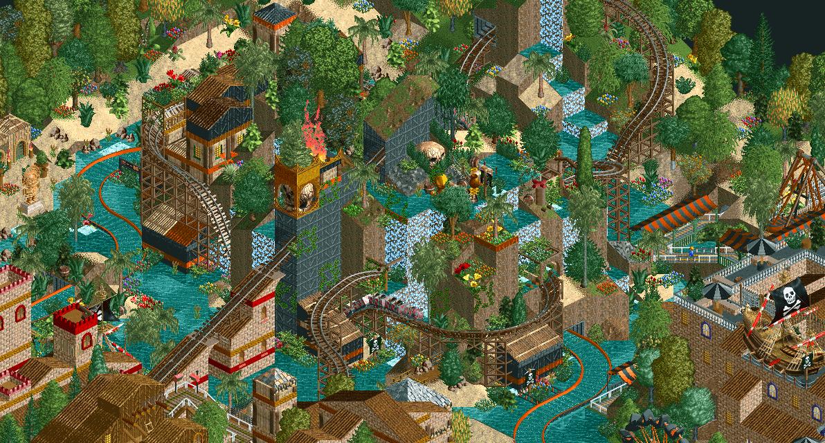 screen_6035 #fbf: ThrillZone Amusement Park (2004)