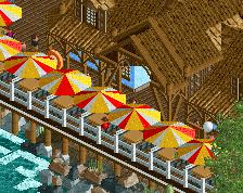 screen_6164 #fbf: Seaquarium Hotel (Pool & Beach)