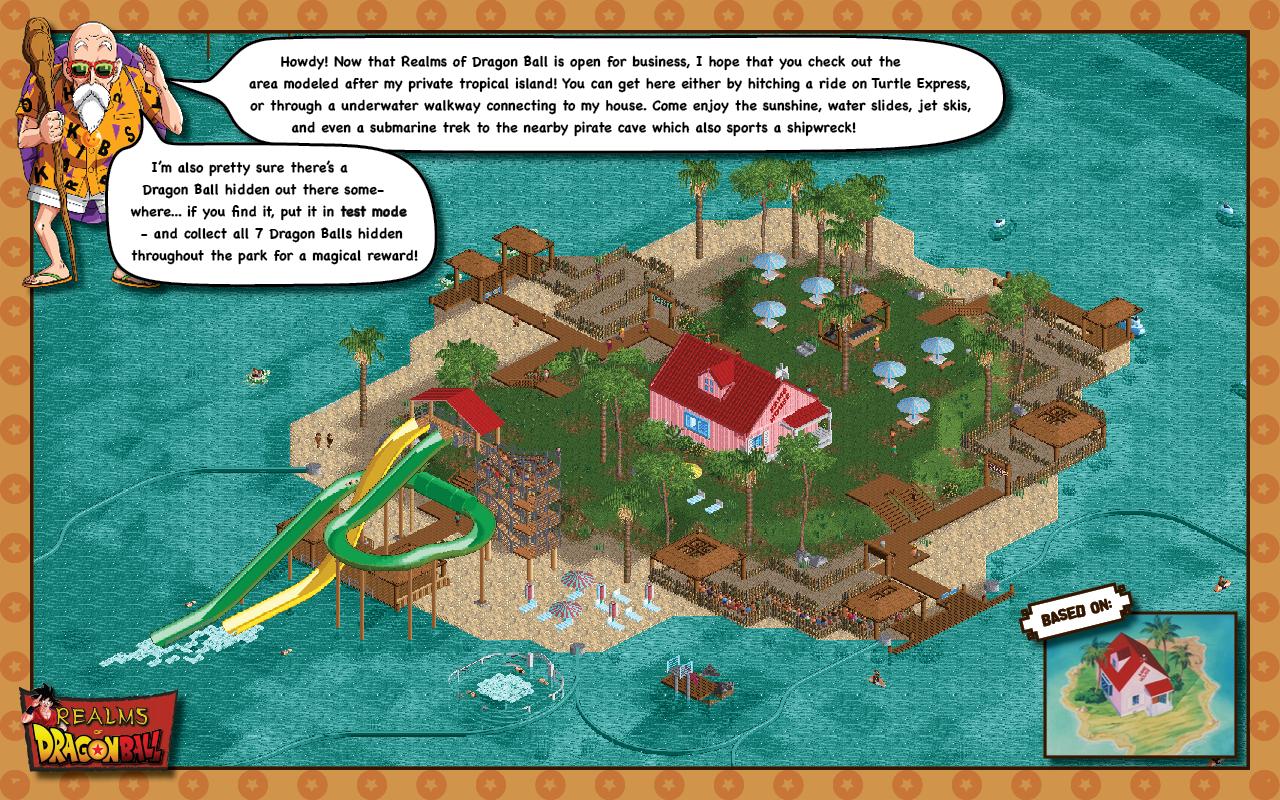screen_6423 Roshi's Island