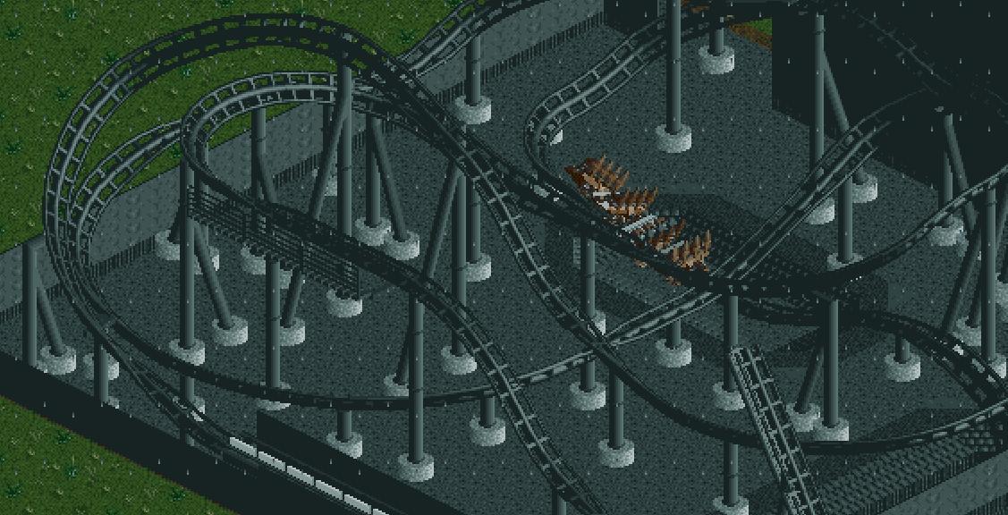 screen_6453 Indoor Roller Coaster Dark Ride WIP (WD)