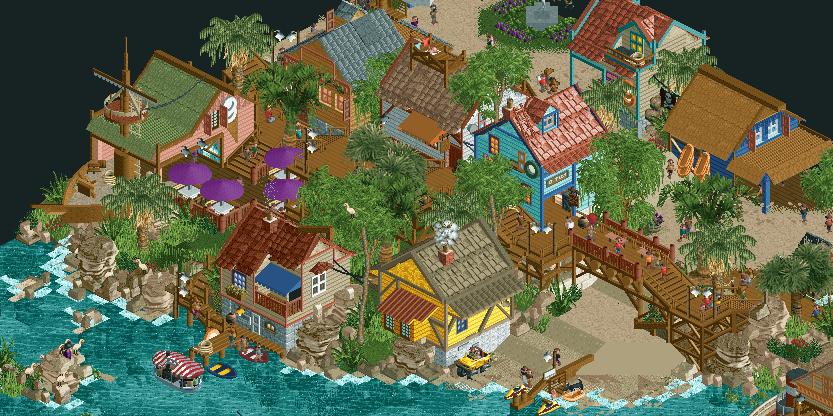 screen_6481 Anchor Bay, Malta - Popeye's Village