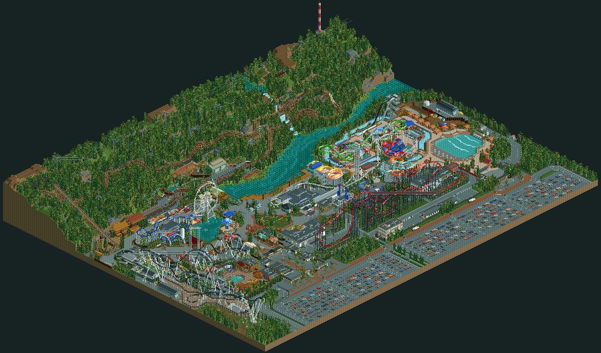 screen_6501 Silver Lake Amusement Park