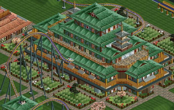 screen_6958 Castle Of The High Shogun (WIP)