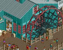 screen_7006 Disney's Frontierland