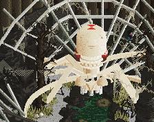screen_7152_Lost World - Big Spider, Survivor Camp, Landscaping